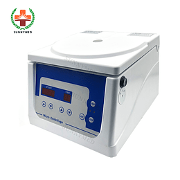 Centrifuga de laboratorio Digital, 8x15ml, 4000rpm, Veterinario, Clinico, Orina, Sangre