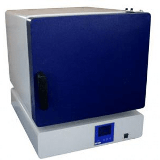 Mufla digital 30 lts. Hasta 1200 °c jki modelo jksx2-12-12n