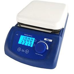 Agitador Magnetico para laboratorio digital JKI JK-DMS-HS Plato termico