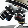 Microscopio Binocular con Camara Integrada A31.1007-3.0M, cámara integrada de 3,0 MP, 40X-2000 X, metal, cristal, plástico