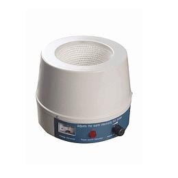Manto calefactor analógico de 250ml para matraz redondo. Modelo HM-A