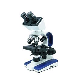 Microscopio 40x-1000x Binocular Opto-Edu modelo A11.1123-b- Duo, ilumin.Led