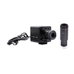 Camara Digital Para Microscopio 8.0MP puerto USB para Android Linux Windows, Incluye Adaptador
