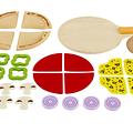 Set de pizza