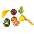 Set de frutas con velcro