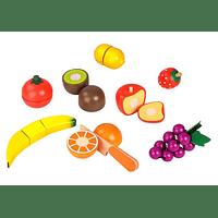 Frutas para cortar Tooky Toy