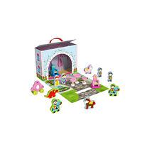 Castillo portable Tooky Toy