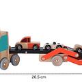 Camión Transportador Moderno