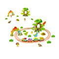 Dinosaurios - Pista de Tren
