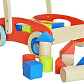 Andador con bloques Tooky Toy