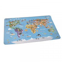 Puzzle Mundo 48 Piezas