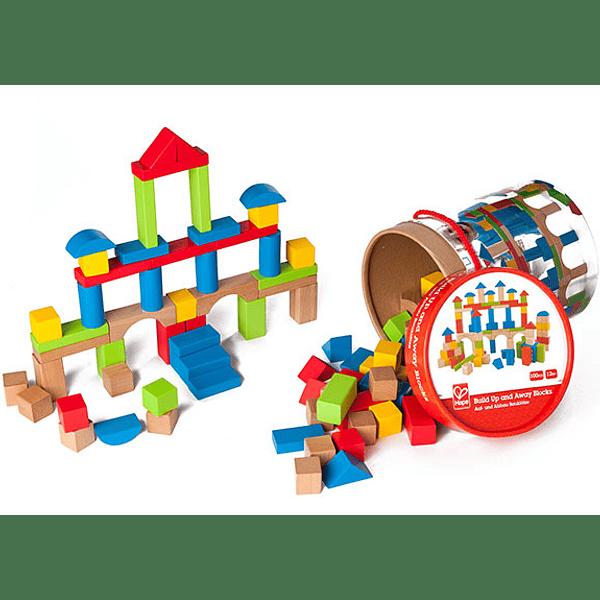 Bloques 100 piezas