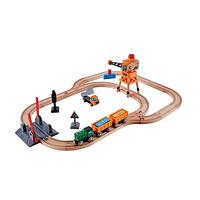 Set Tren de Crane y Cargo