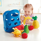 Cesta de Frutas para Niños Pequeños