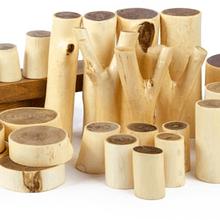 Elementos Para Construir De La Naturaleza 36 Piezas