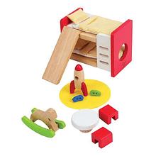Dormitorio de los Niños