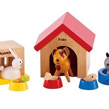 Set de Mini Mascotas