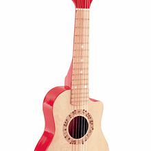 Guitarra Fuego Rojo