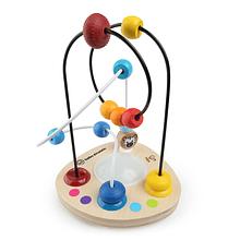 Color Mixer Wooden Bead Maze