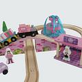 Pista de Tren 47 pcs