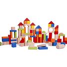 Balde de cubos 100 piezas