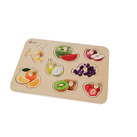 Encaje Frutas