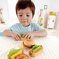Hamburguesa y Hotdog