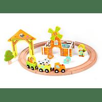 Pista de Tren Granja