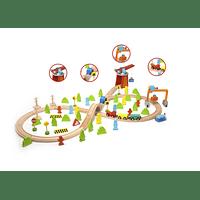 Pista de Tren Ciudad