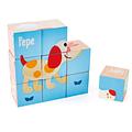 Cubos Pepe & Friends