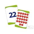 Láminas Cuenta y aprende los números