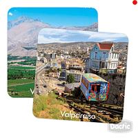 Memorice paisaje chileno