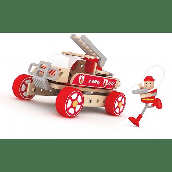 Camión de Bomberos Armable
