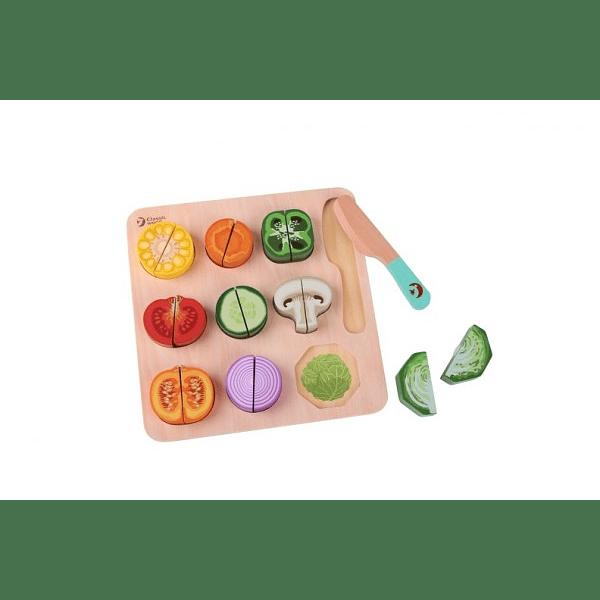 Encaje Verduras para Cortar