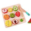 Encaje de Frutas Para Cortar
