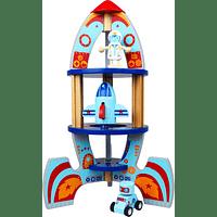 Cohete armable