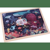 Puzzle Océano