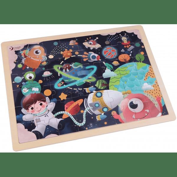 Puzzle Espacio