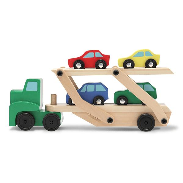 Camion Con Autos
