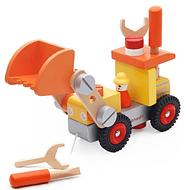 30% Camion Excavador Janod