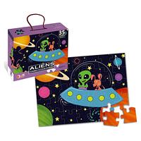 Puzzle Jumbo 35Pcs-Alien