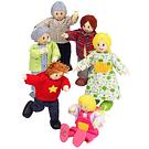 Set de muñecos
