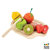 Frutas para cortar con velcro