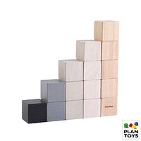 Cubos de madera - Plantoys