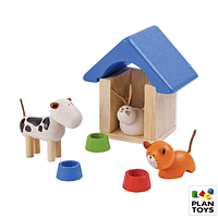 Mascotas y accesorios en madera