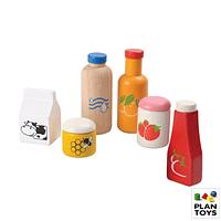 Alimentos y bebidas natural - Plantoys