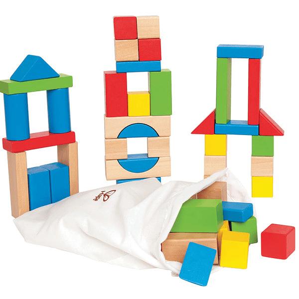 Set de bloques 50 piezas