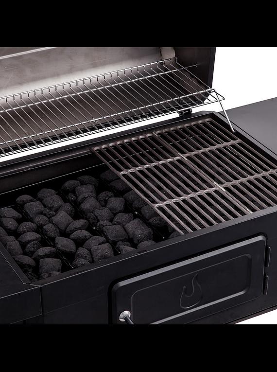 Parrilla a Carbón Iron Grill 780
