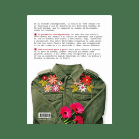 Libro de Bordado - Bordar con Bastidor