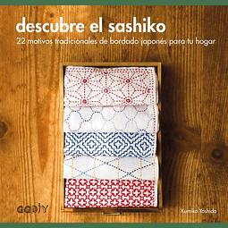 Libro de Bordado - Descubre el Sashiko